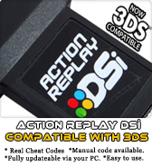 Pokemon Action Replay Codes