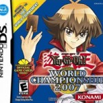 Yu-Gi-Oh! World Championship 2007 DS US Action Replay Codes