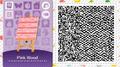 New Horizon / Leaf QR Code Paths