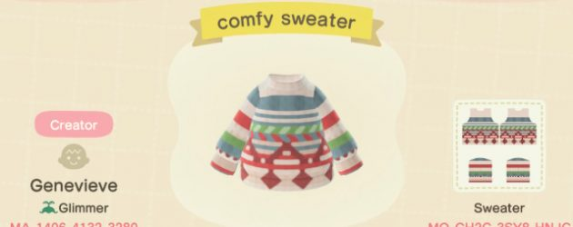 A collection of cozy sweaters, enjoy!