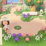 acnhcustomdesigns: fairy dirt path designed by caligo of da...