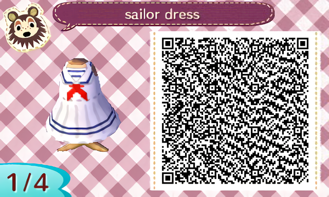Aclassic nautical sailor dress, enjoy!