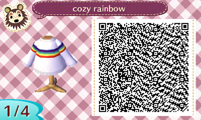 A cute outfit for fall or really any season you feel like showing off your rainbow pride, enjoy!