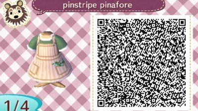 ACNH QR Recolors of this dress for @momo-ki. Enjoy!