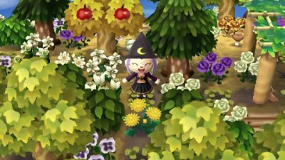 ACNH QR Another Halloween inspired outfit. Enjoy! 🌙🕸