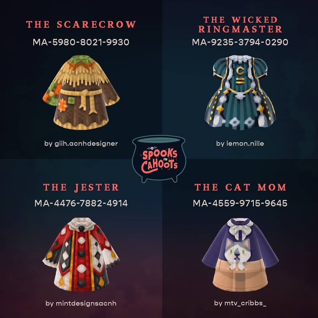 """qr-closet:""""spooks in cahoots"""" halloween costume collection~ the..."""