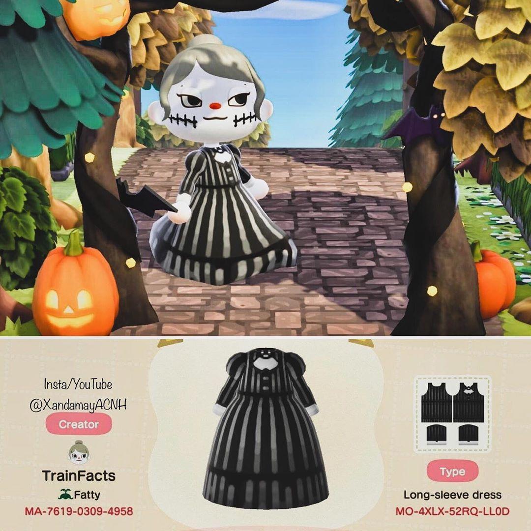 qr-closet:jack skellington halloween costume 💀