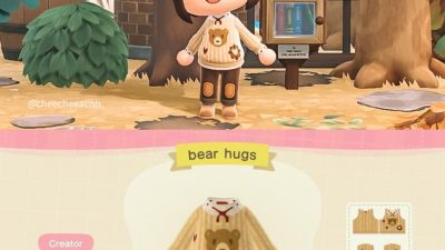 Animal Crossing: 🐻❤️🐻