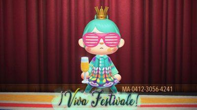 ACNH QR Codes qr-closet:festivale coat ✨