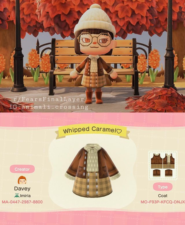 qr-closet:caramel colored outfit ✨