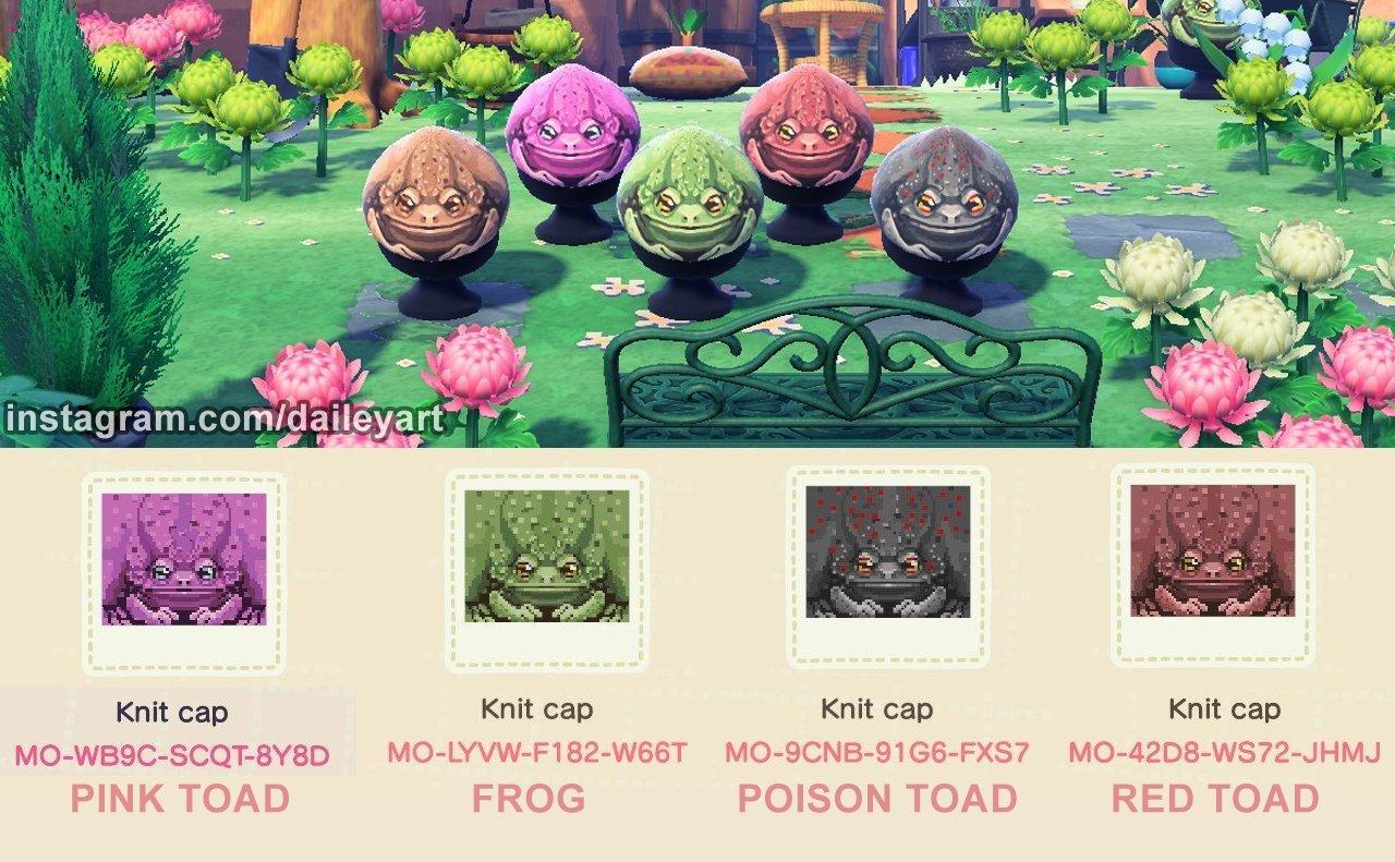 qr-closet:toads! 🐸