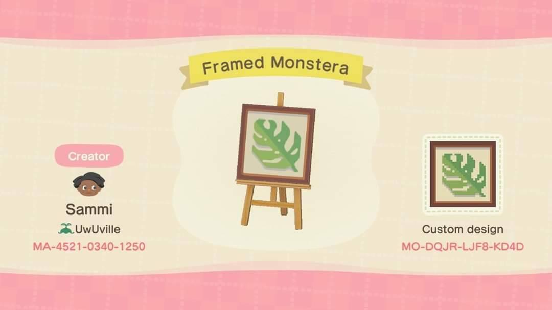 qr-closet:framed plant illustrations 🌿
