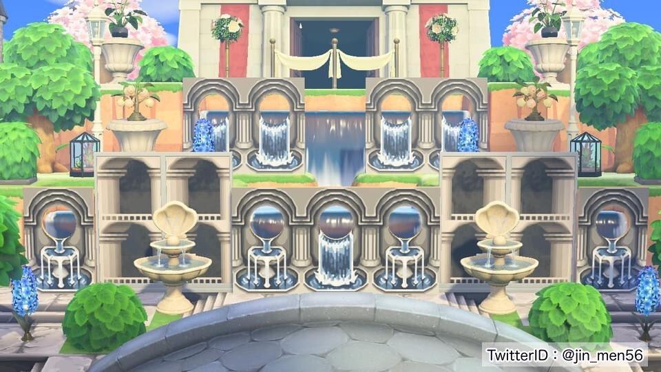 qr-closet:wall fountain ✨