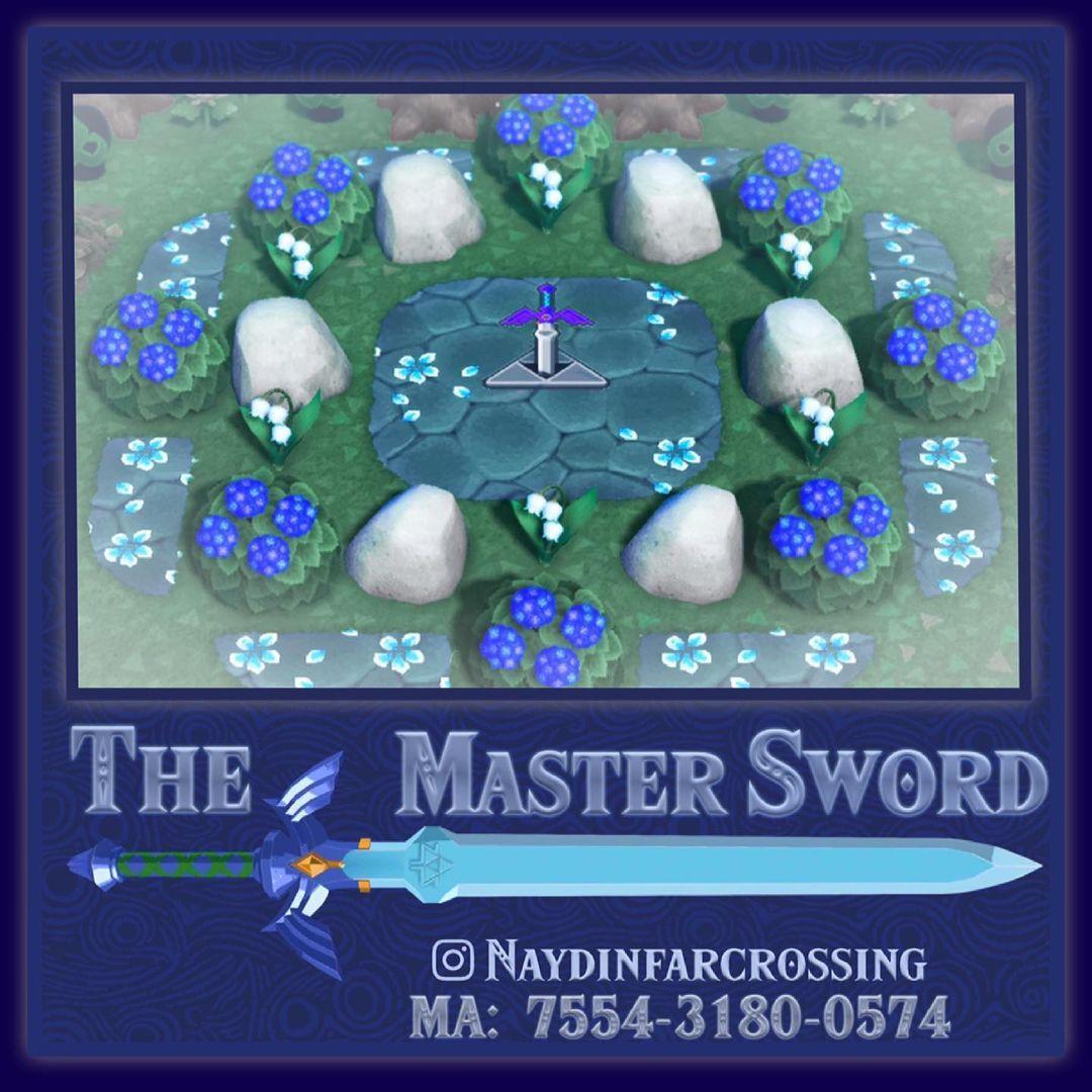 qr-closet:the master sword ✨