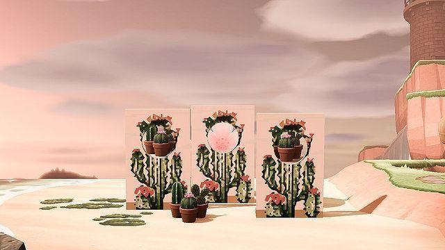 qr-closet:cactus standee ✨