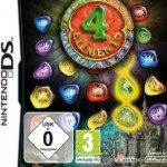 4 Elements DS EU Action Replay Codes