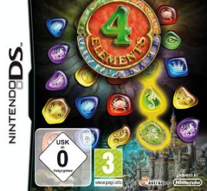 4 Elements DS EU Action Replay Codes | Nintendo DS Action