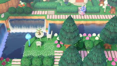ACNL QR Codes acnlcepelu:I finally did my creator code, so you can have my first pattern, the pink wood 🌸🌸Follow…