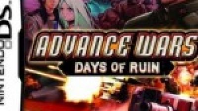 Advance Wars: Days of Ruin DS US Action Replay Codes