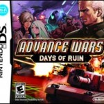 Advance Wars:Day of Ruin DS US Action Replay Codes
