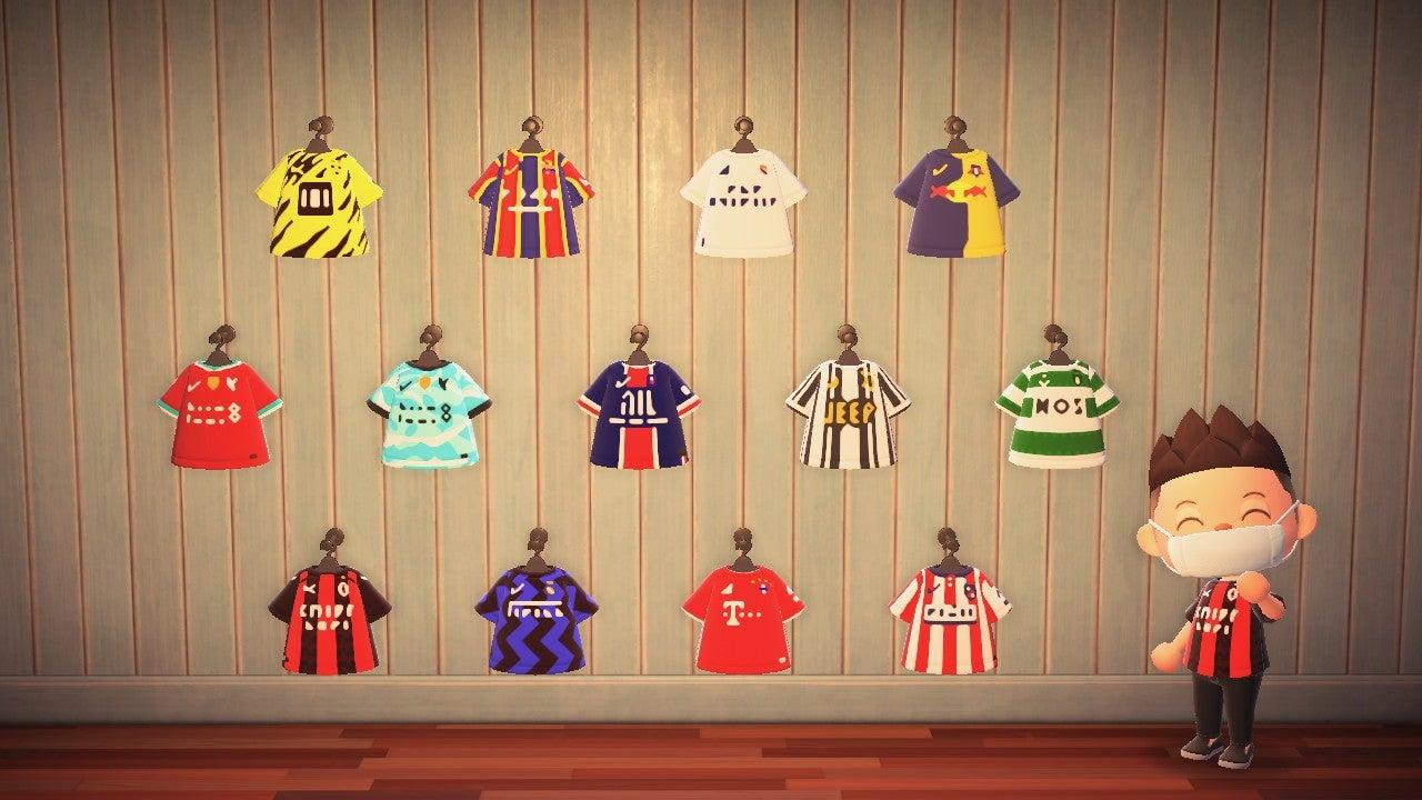 Football Shirts   Creator ID: MA-8866-7025-6925
