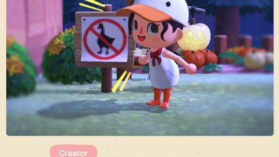 Animal Crossing: Honk at your neighbors! An Untitled Goose Game costume for Halloween (or everyday.)