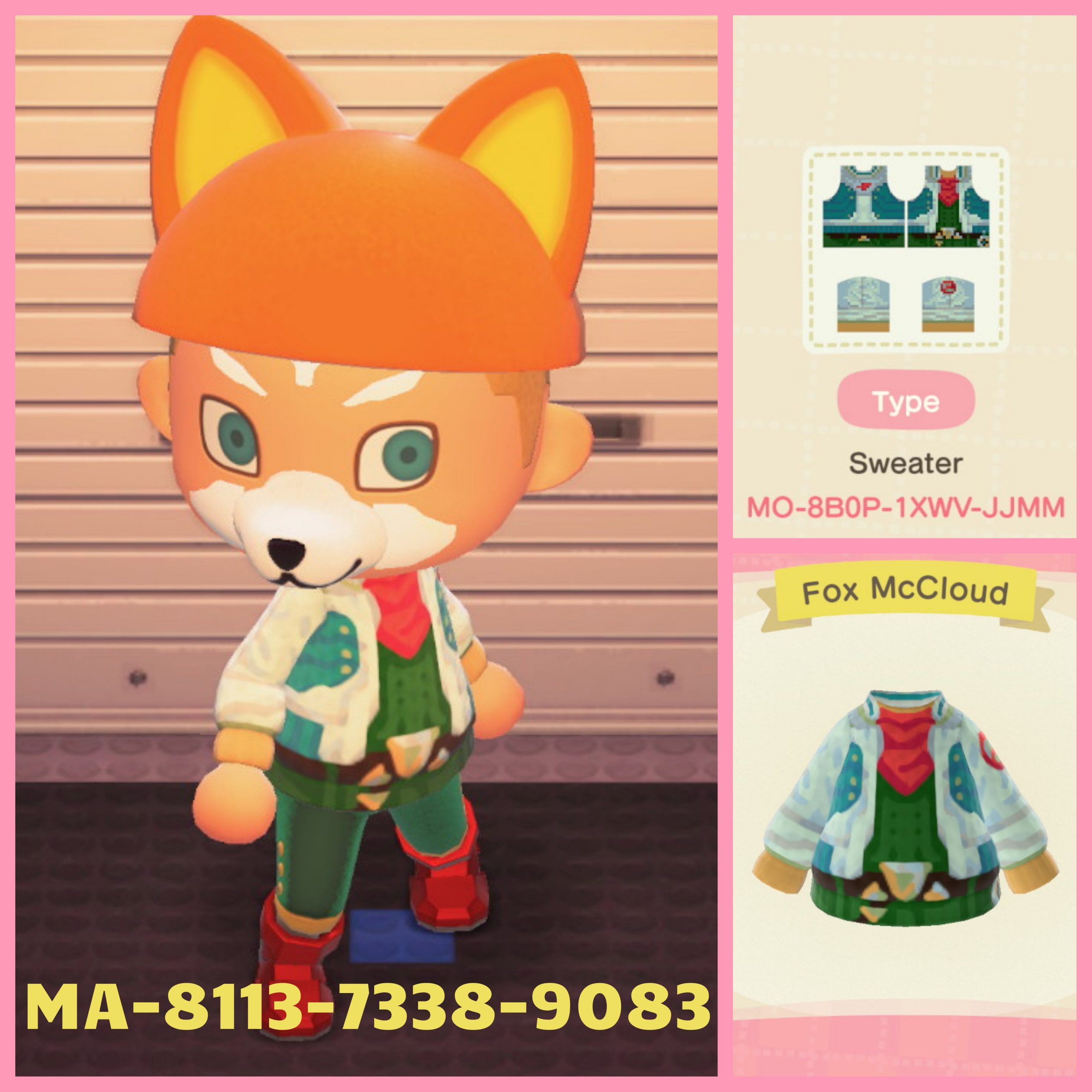 I remade my Fox design