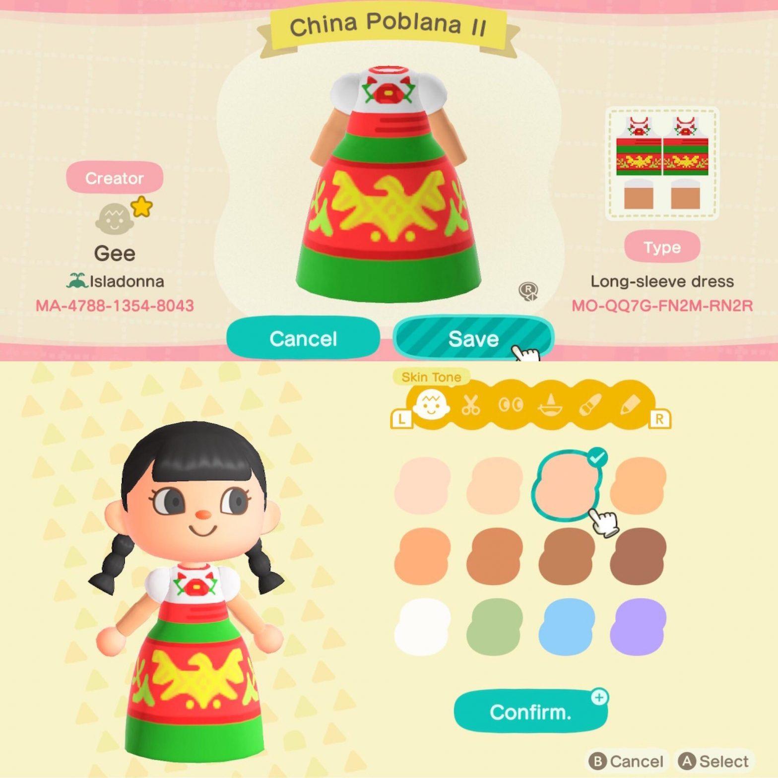 Mexican Dress series - China Poblana II