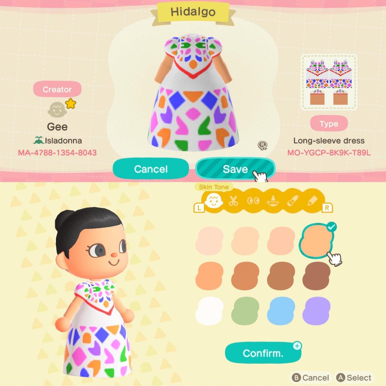 Mexican Dress series - Hidalgo