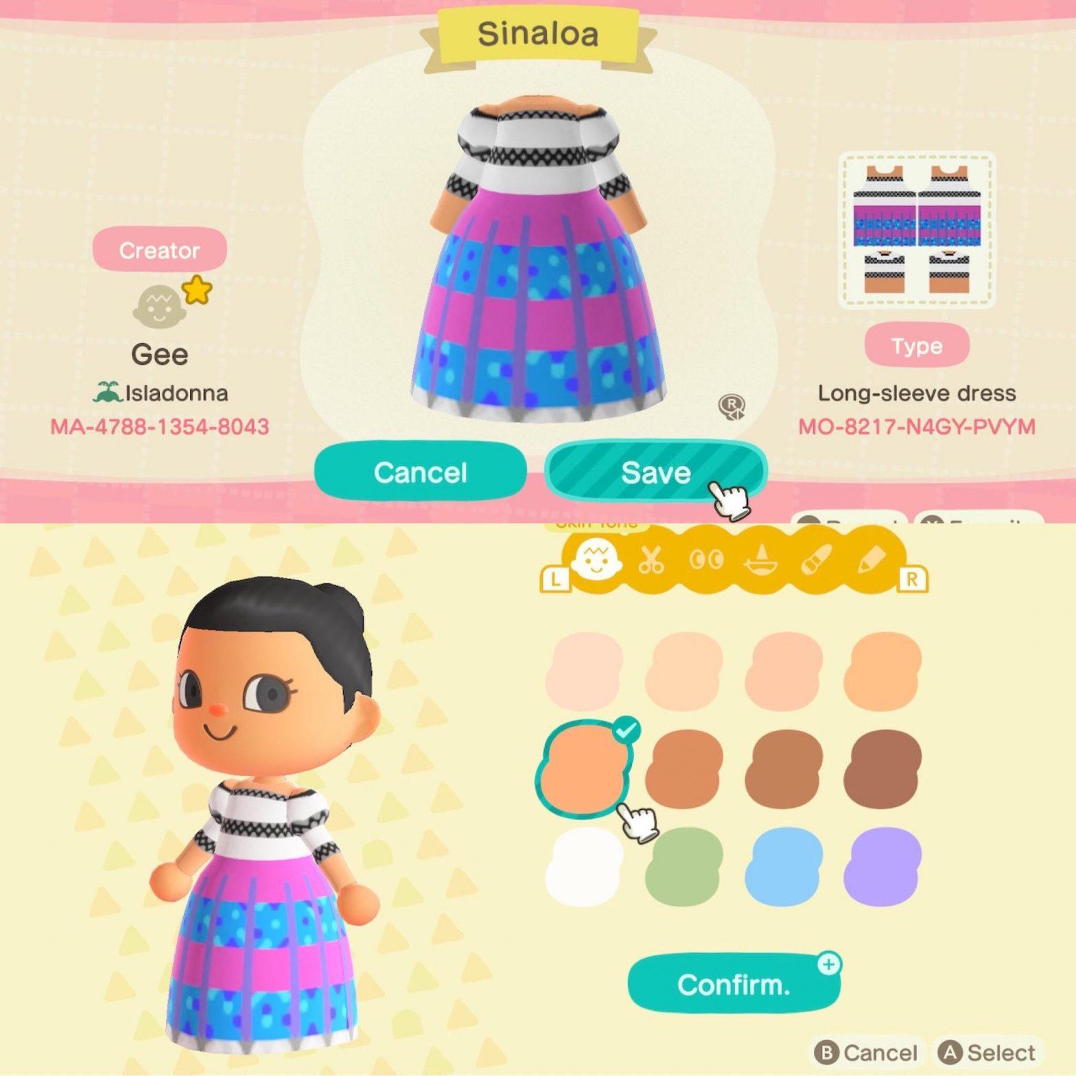 Mexican Dress series - Sinaloa