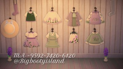 Animal Crossing: My Lavender Clothing Line 💜