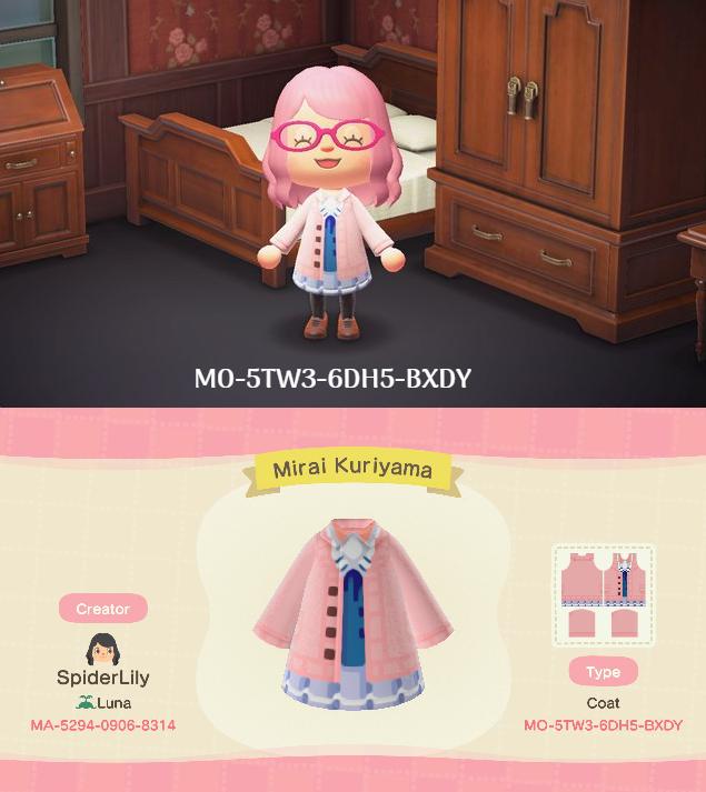 My Mirai Kuriyama Cosplay outfit