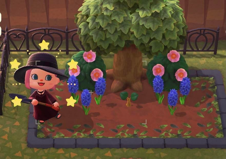 Ok I think I got this flower bed thing figured out. Border was from the kiosk MA-1937-0991-4297
