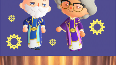 Animal Crossing: Time Mage's Robe