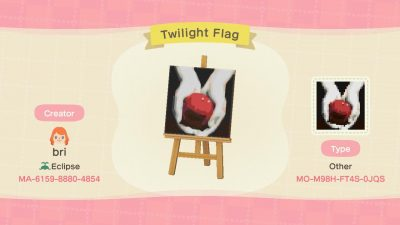 Animal Crossing: Twilight Flag!