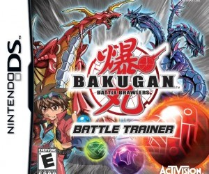 Bakugan Battle Trainer DS US