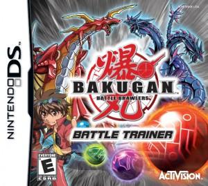 Bakugan Battle Trainer DS US
