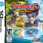 Beyblade: Metal Fusion DS US Action Replay Codes