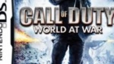 Call of Duty World At War DS US Action Replay Codes