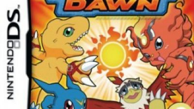 Digimon World: Dawn DS US Action Replay Codes