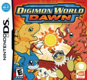 Digimon World Dawn