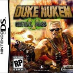 Duke Nukem: Critical Mass DS Us Action Replay Codes