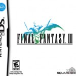Final Fantasy III DS US Action Replay Codes
