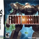 Front Mission DS US Action Replay Codes