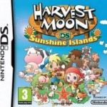Harvest Moon: Sunshine Islands DS EU Action Replay Codes