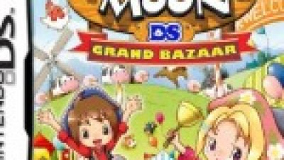 Harvest Moon: Grand Bazaar DS Action Replay Codes
