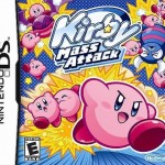 Kirby Mass Attack DS US Action Replay Codes