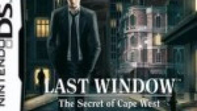 Last Window:The Secret of Cape West DS EU Action Replay Codes