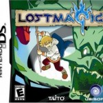 Lost Magic DS US Action Replay Codes