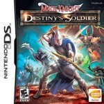 Mage Knight Destiny's Soldier DS CB Action Replay Codes
